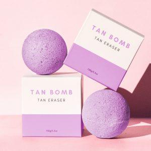 Tan Bomb Tan Eraser