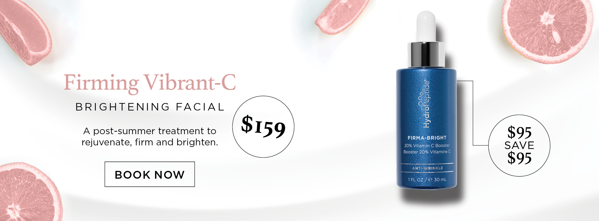 Angel Touch Firming Vibrant-C Brightening Facial